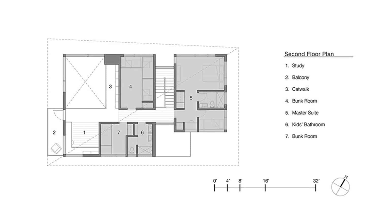moderna-kabina-povlačenje-drugi kat-plan
