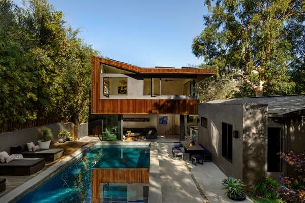 featured posts image for A treehouse-inspired home in California promoting indoor-outdoor living