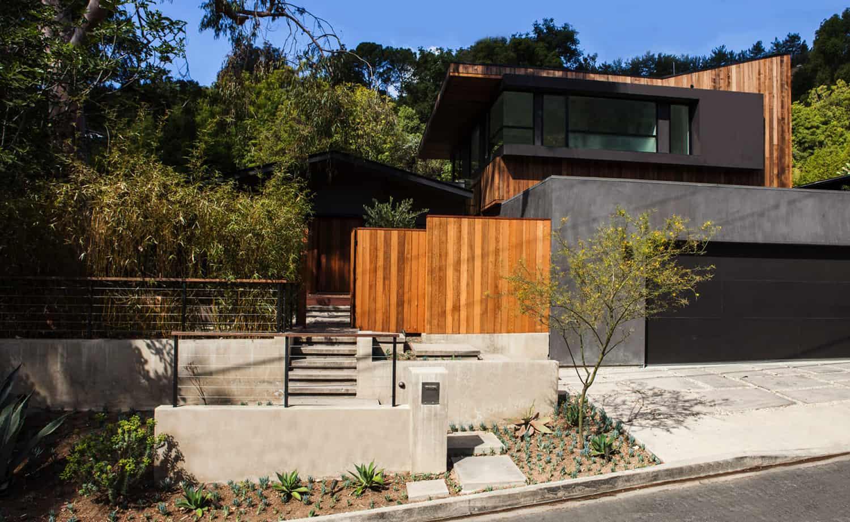 moderna-kuća-eksterijer nadahnuta kućom na drvetu