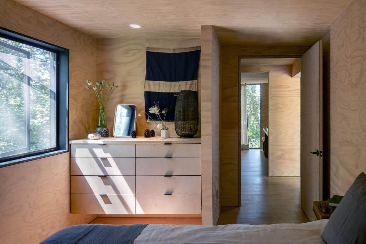 kabina-spavaća soba