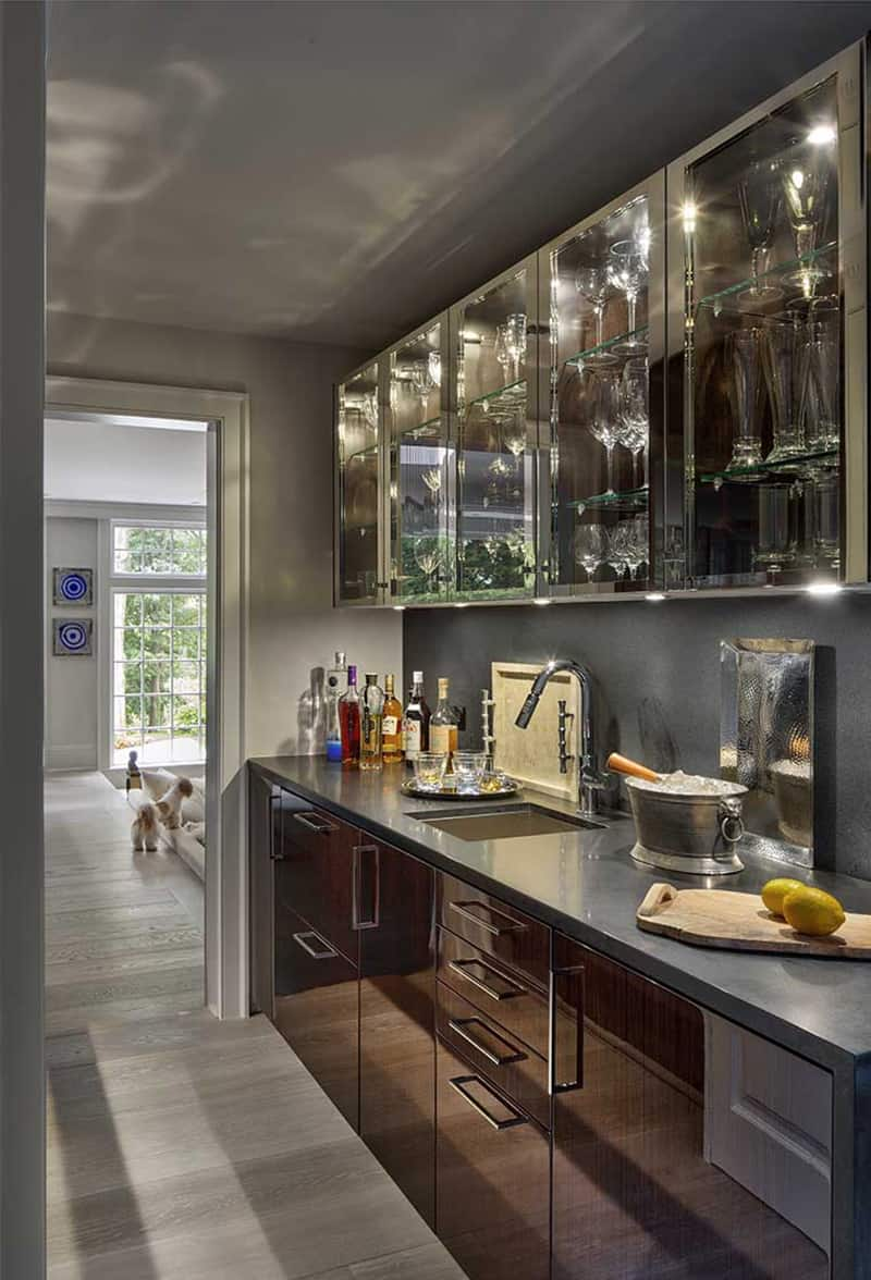 contemporary-butlers-pantry