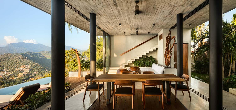 tropical-minimalist-dining-room