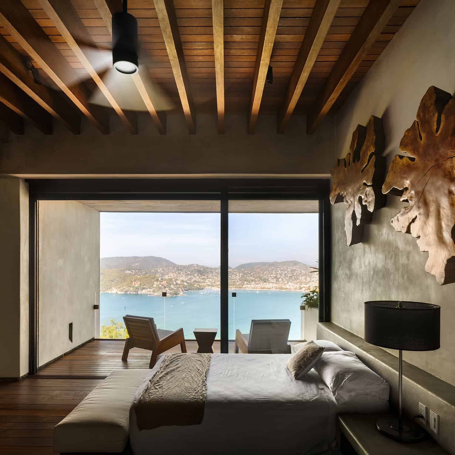 tropical-minimalist-bedroom-with-a-view-over-pacific-ocean