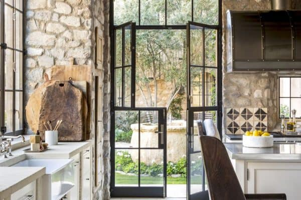 featured posts image for 27 Amazing Kitchens With Stone Walls For Rustic Warmth