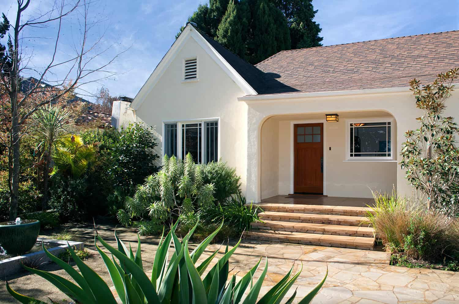 california-bungalow-style-home-exterior-with-a-craftsman-door