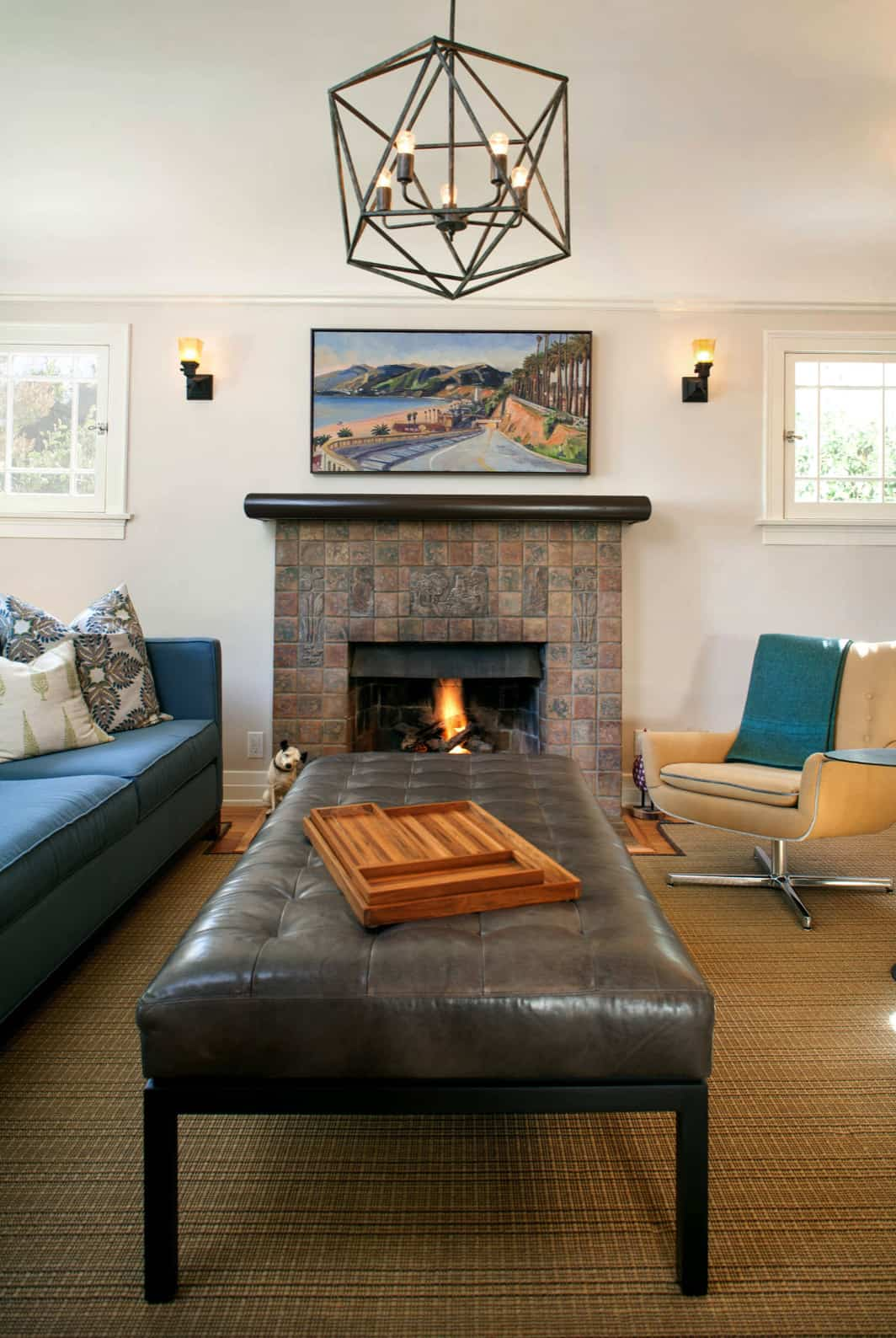 california-bungalow-style-living-room-fireplace