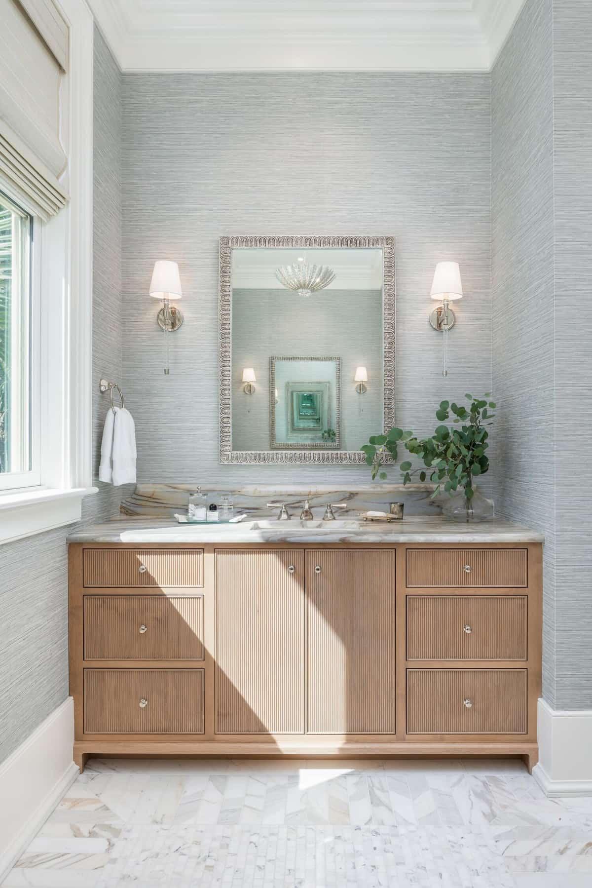 kupaonica u obalnom stilu