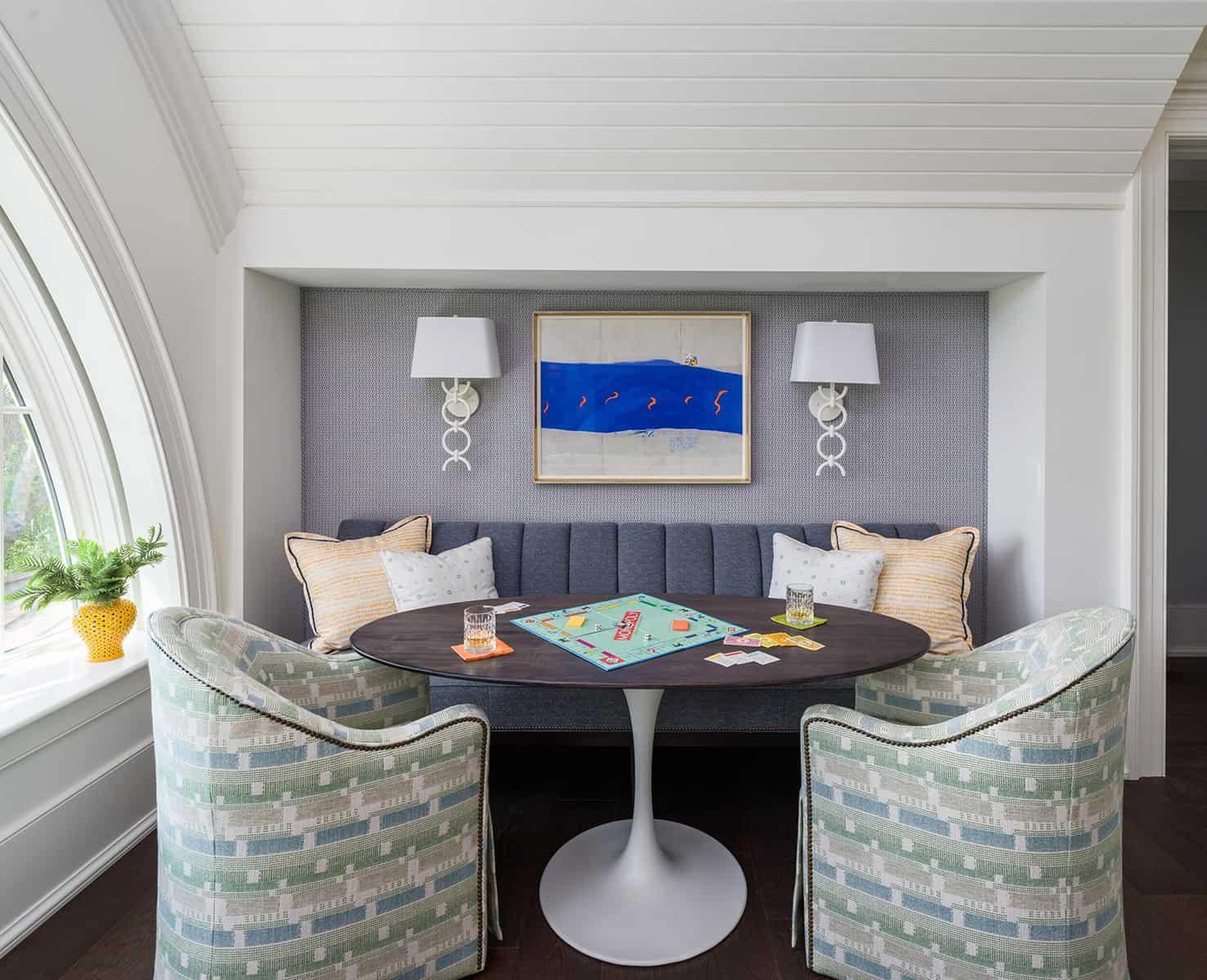 obiteljska soba u primorskom stilu