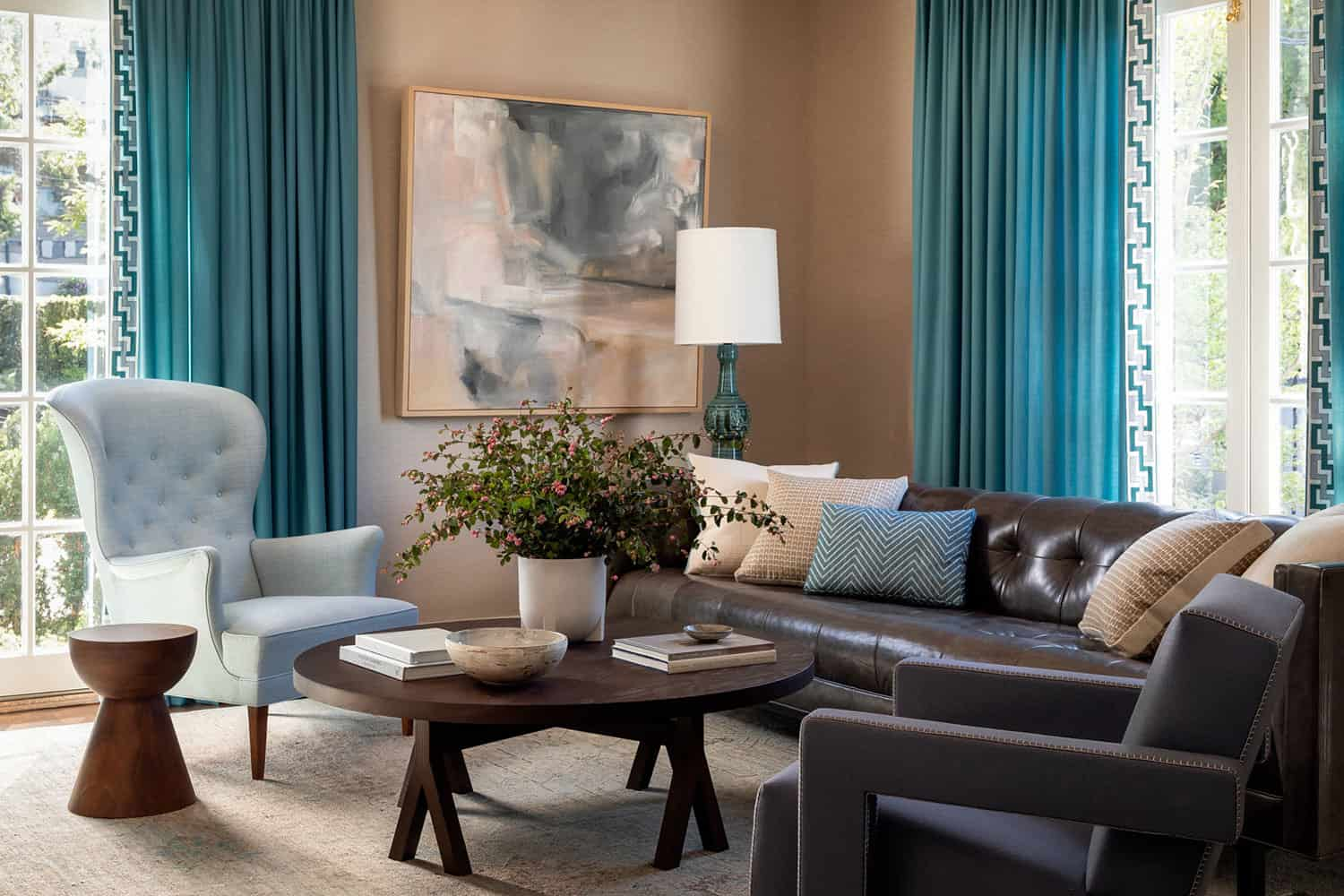 colonial-revival-living-room