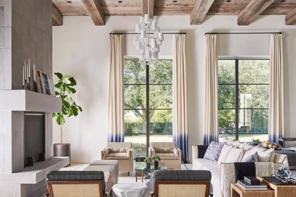 featured posts image for Inside a luminous family home in Texas with exhilarating design details