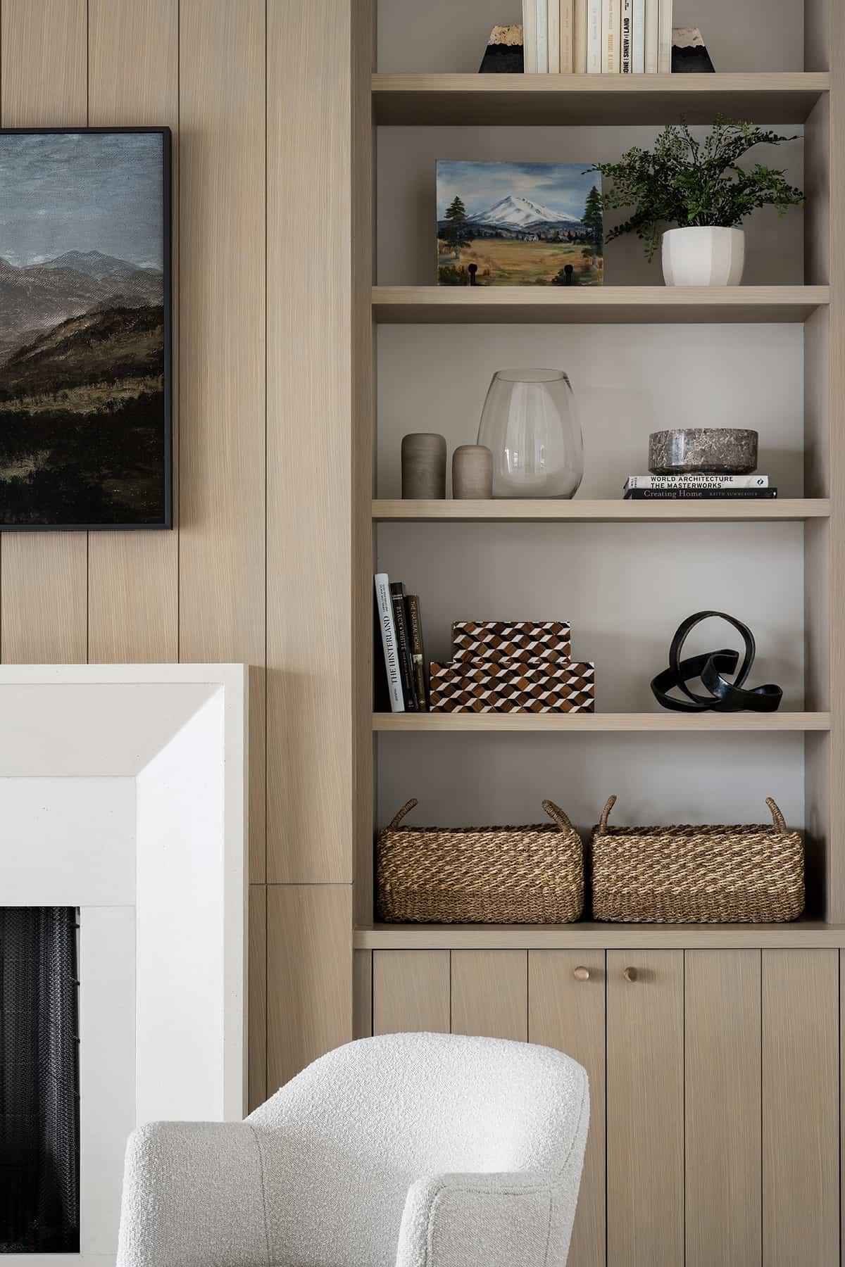 contemporary-family-room-bookshelf-detail