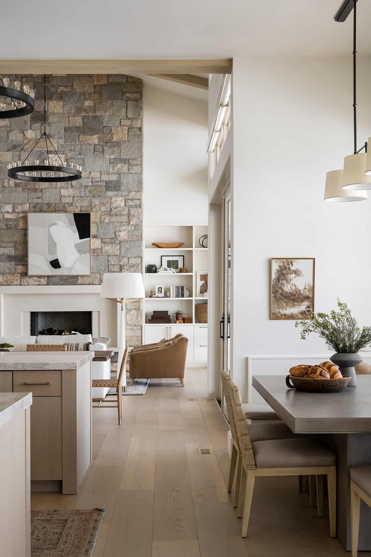 contemporary-kitchen-breakfast-nook