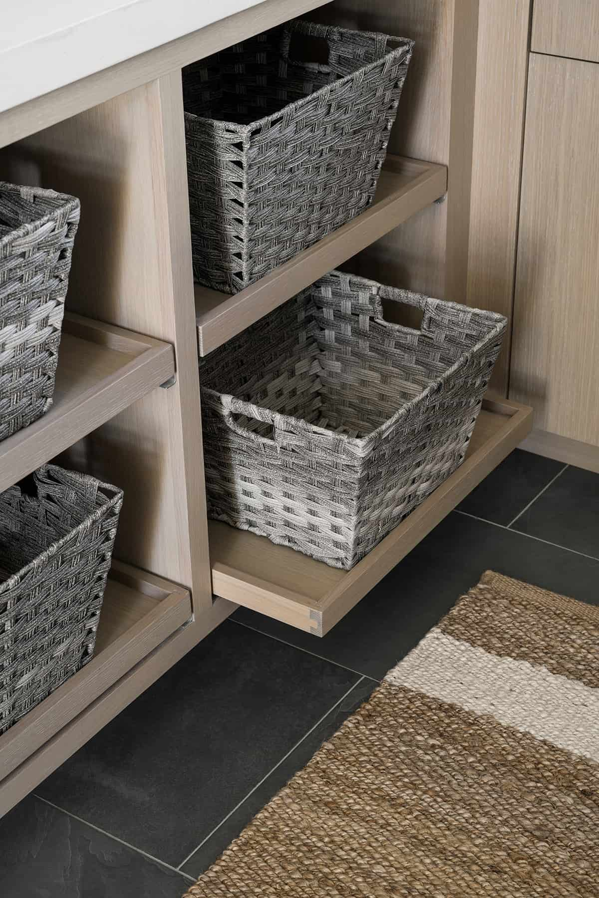 contemporary-laundry-room-pull-out-shelf-detail