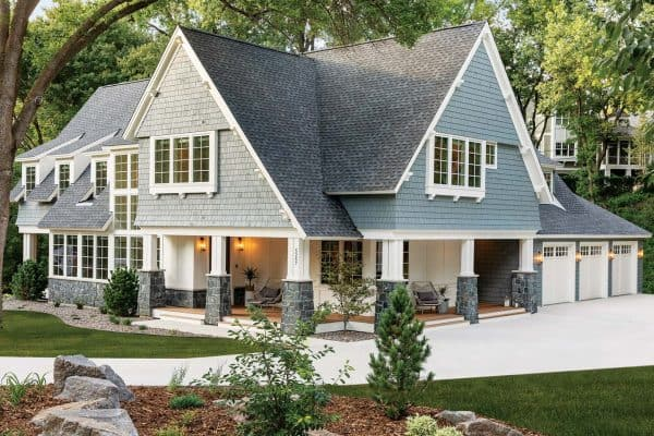 featured posts image for Cottage style dream home inspired by the beauty of nature in Minnesota