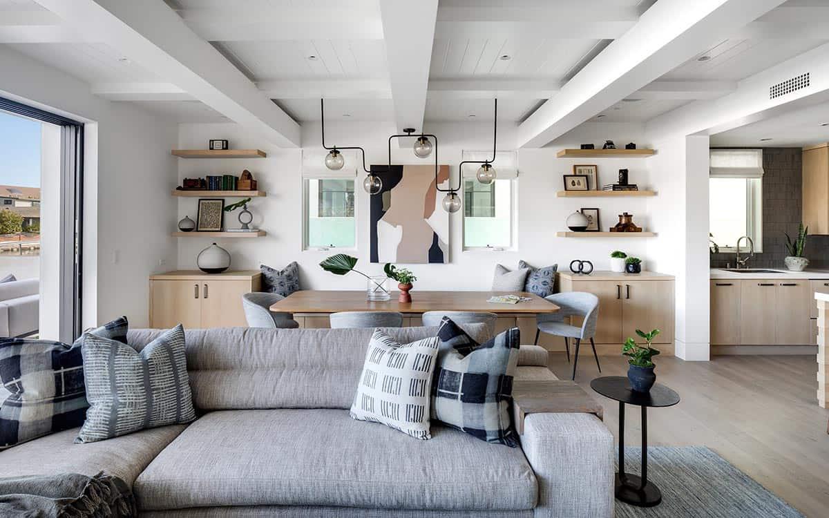 moderna-dnevna soba srednjeg vijeka