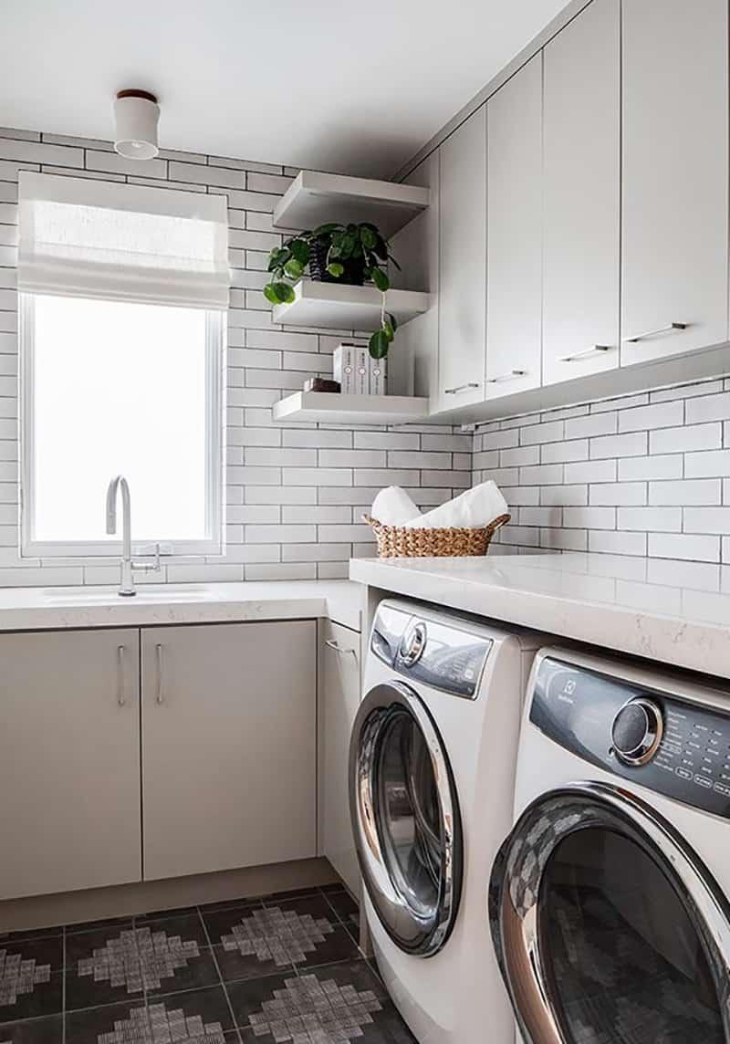 srednja vijek-moderna-praonica rublja
