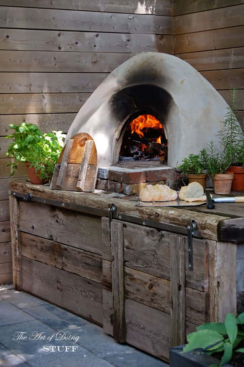 20 Most Amazing Pizza Oven Ideas For Your Outdoor Kitchen