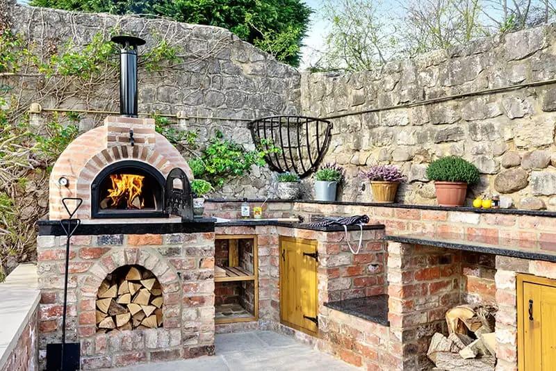 terracotta-brick-oven