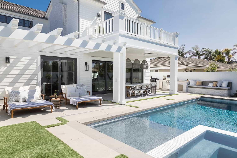 Pennsylvania-dutch-style-home-exterior-with-pool