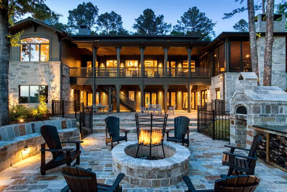rustic-outdoor-patio-with-a-fire-pit