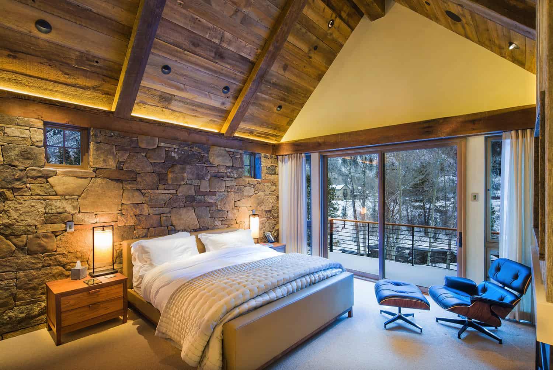 moderno-rustikalna-spavaća soba