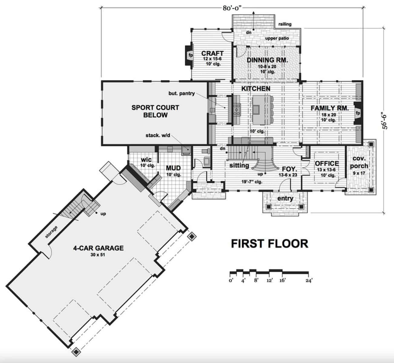traditional-lake-house-floor-plan