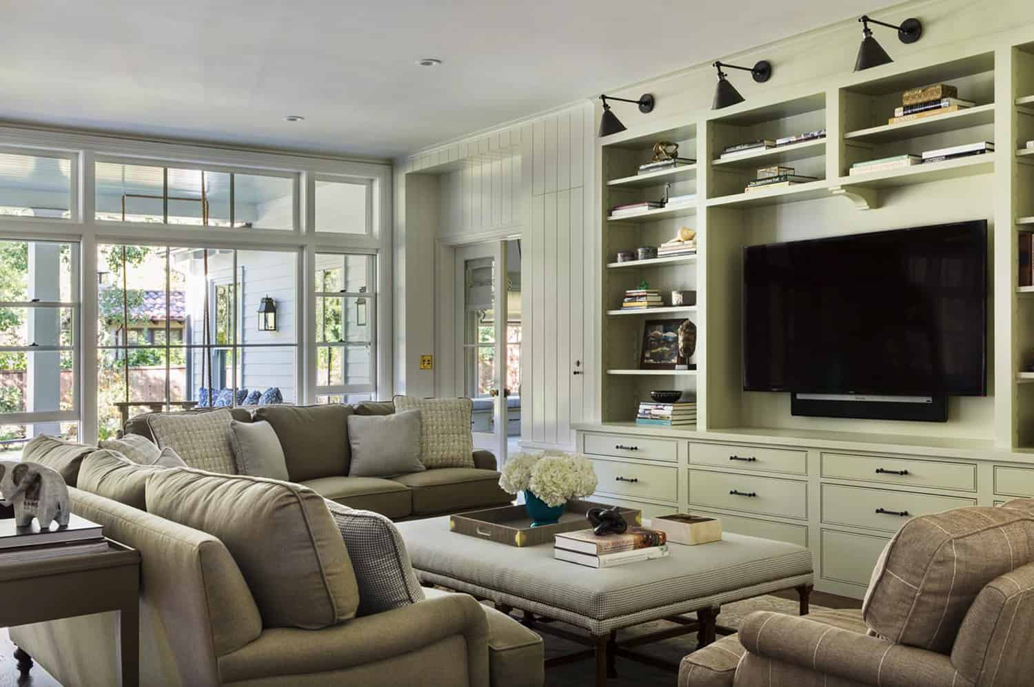 traditional-family-room-with-built-in-entertainment-center