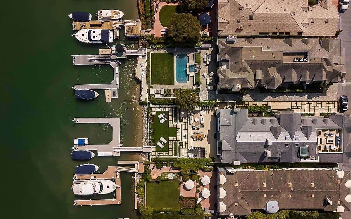 tradicionalna-kuća-plaža-pogled iz zraka