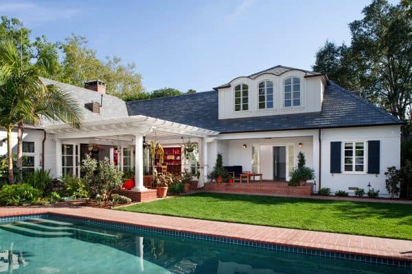 featured posts image for A 1940s Colonial home gets a beautifully inspiring remodel in Los Angeles