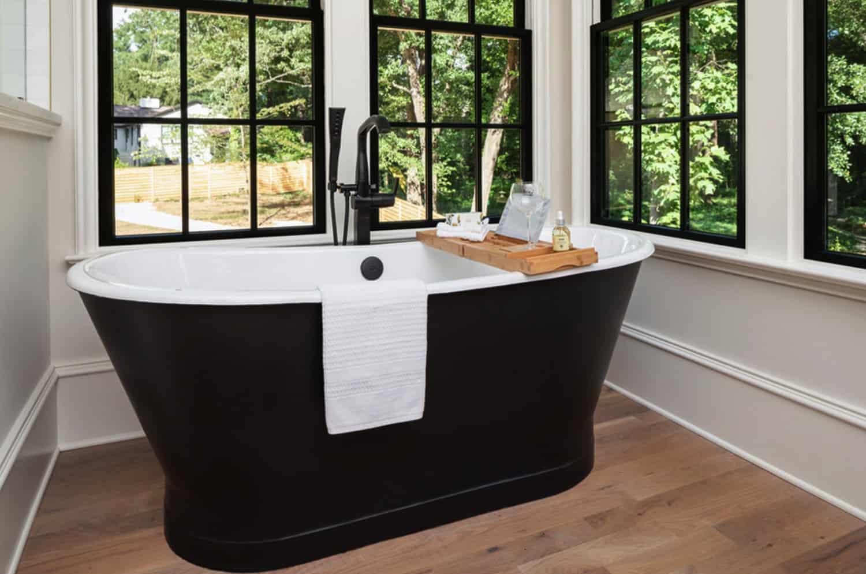 transitional-bathroom-soaking-tub