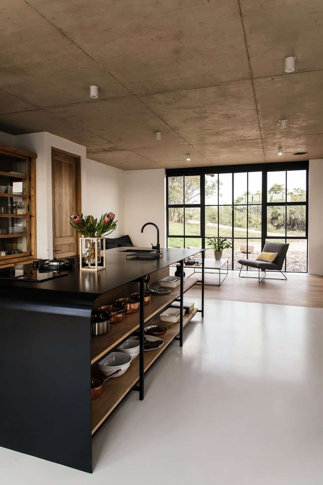 suvremena-seoska kuća-kuhinja