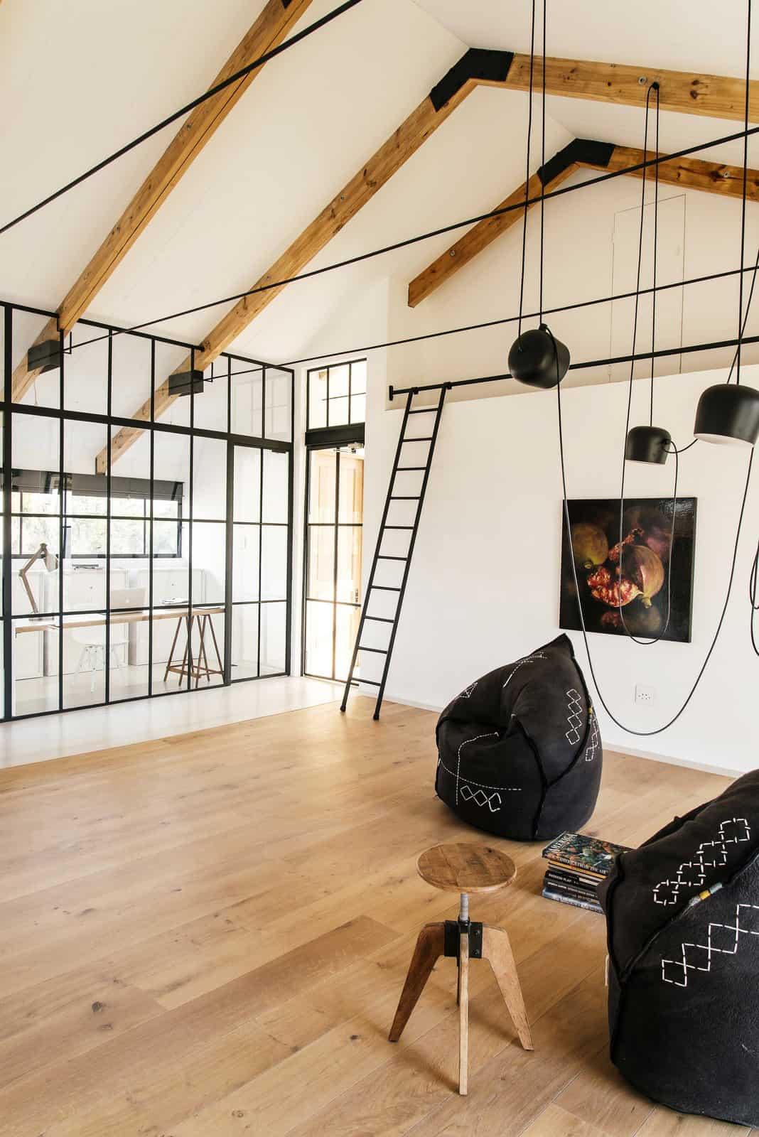 suvremena-seoska kuća-kućni ured