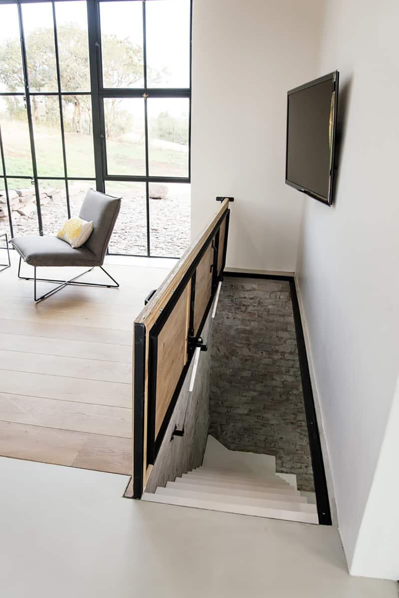 suvremena-seoska kuća-stubište