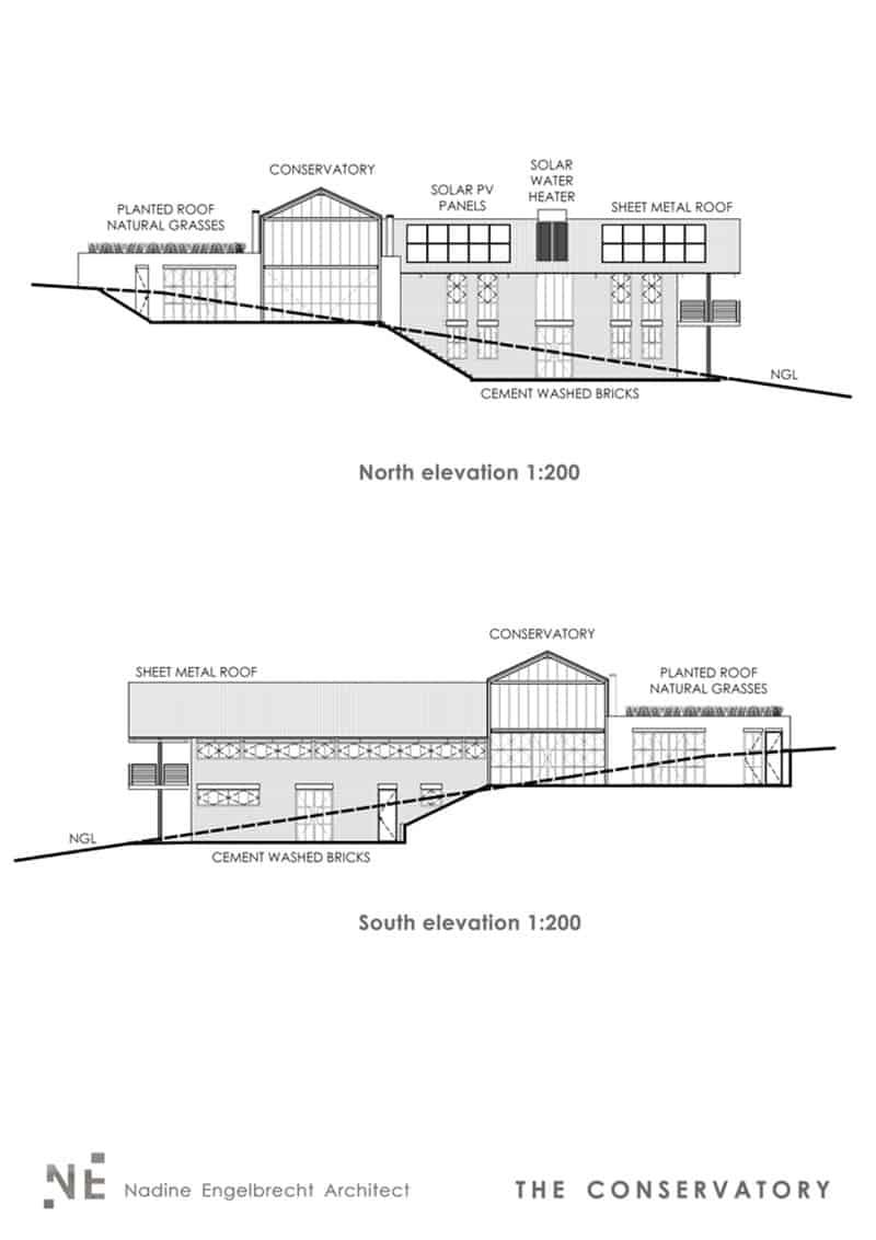 suvremena-seoska kuća-plan kota