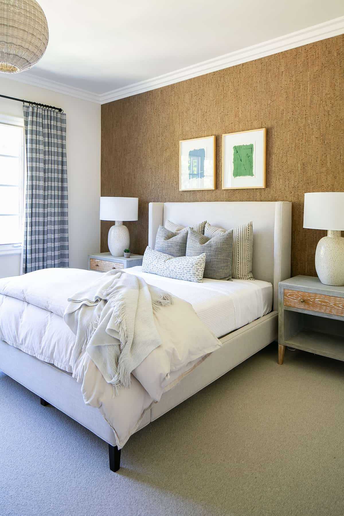 moderna-seoska kuća-spavaća soba