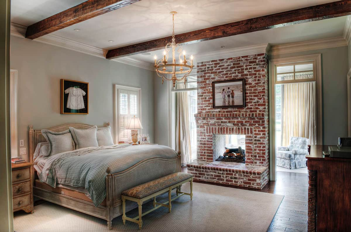 romantic-bedroom-with-a-fireplace
