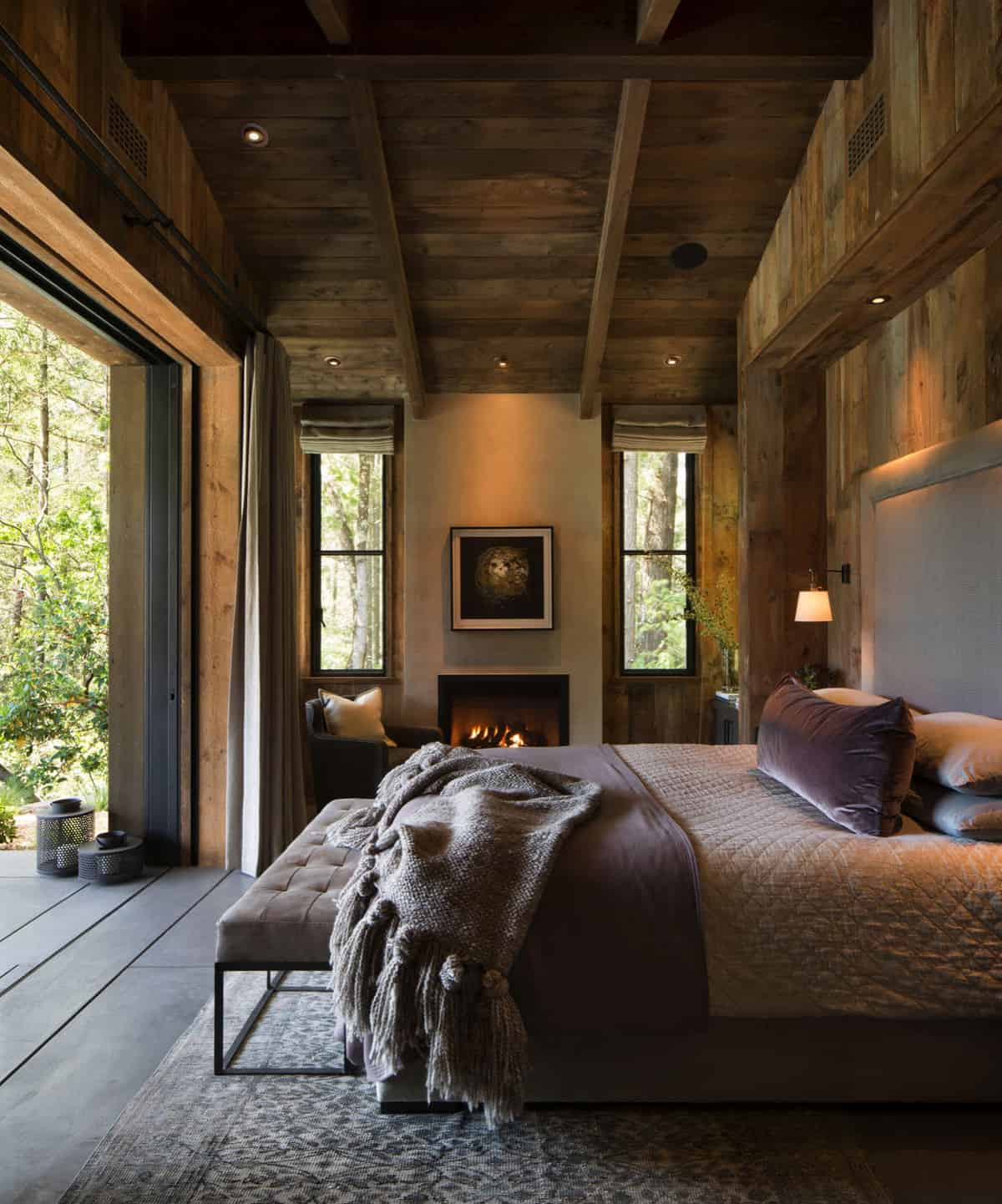 farmhouse-bedroom-with-a-fireplace