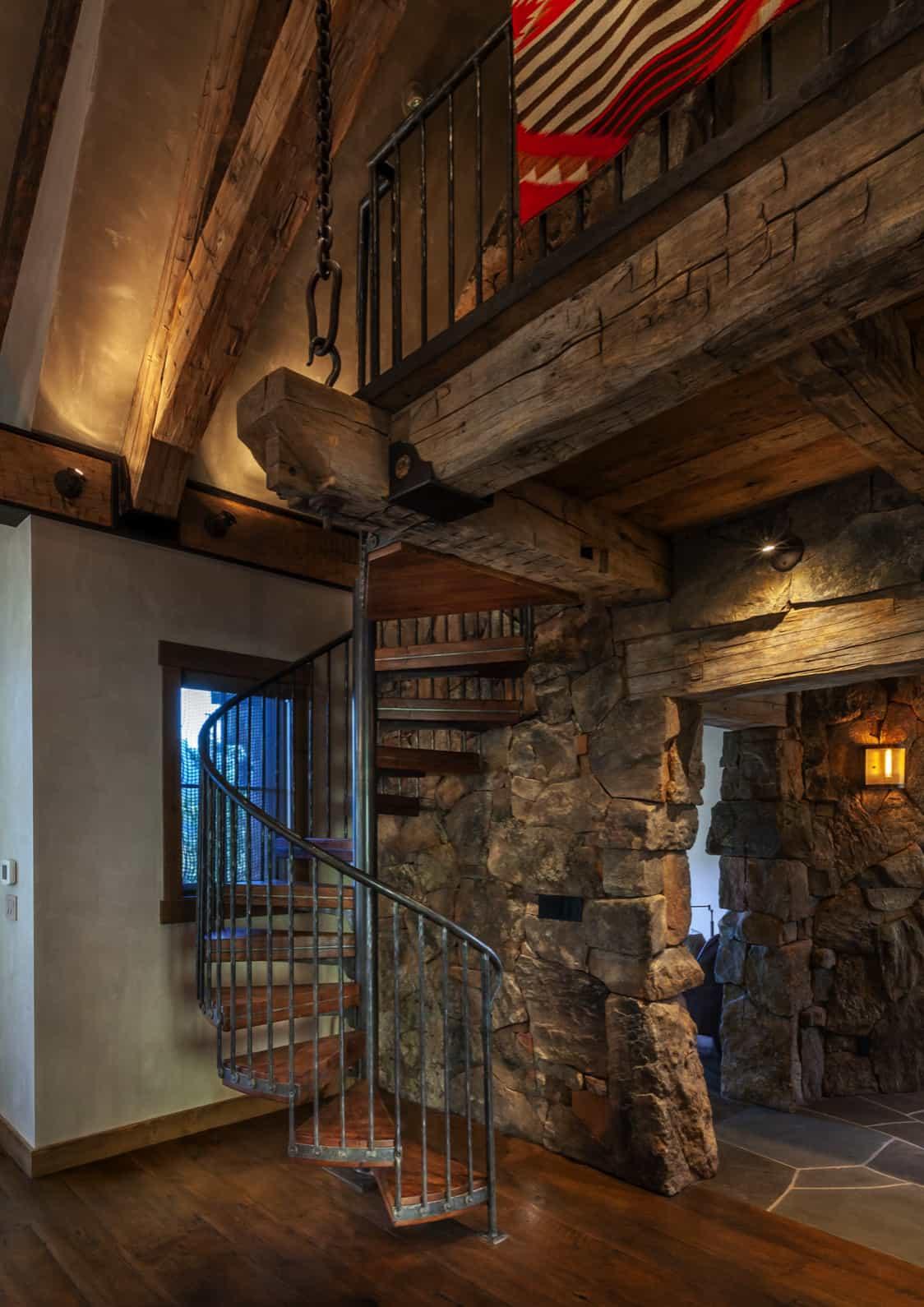rustikalno-stubište