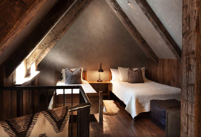 rustikalna-dječja-spavaća soba