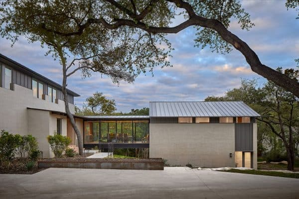 featured posts image for An old suburban brick house gets an inspiring transformation in Austin, Texas