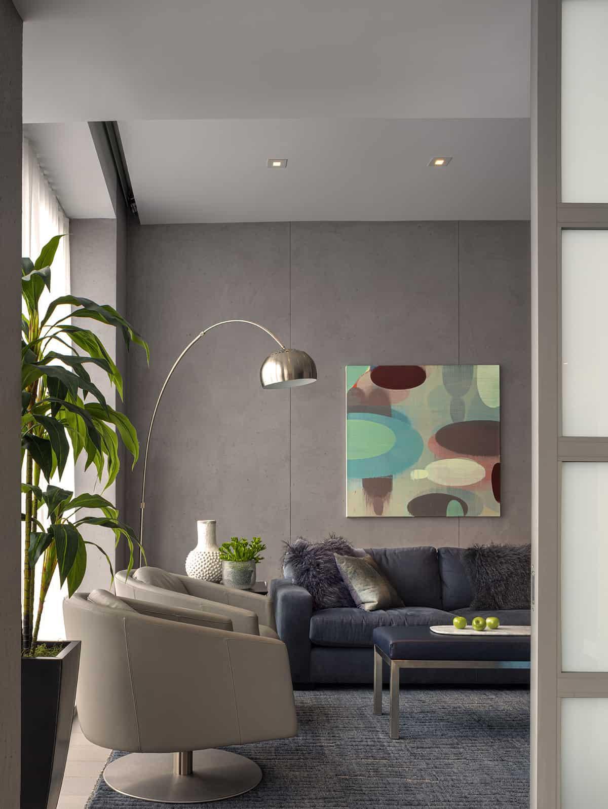 moderna-potkrovlje-dnevna soba
