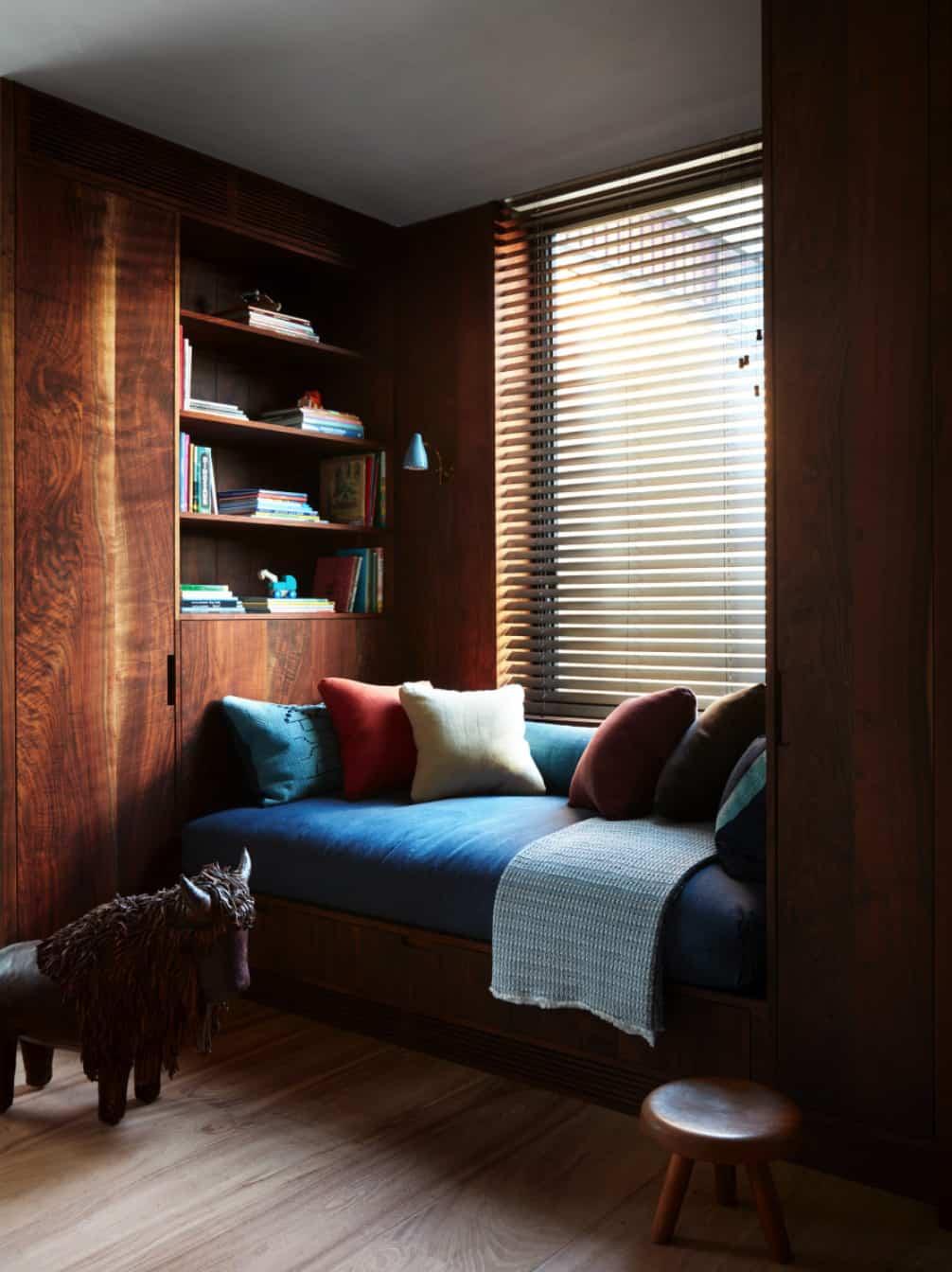 moderno-skandinavsko-spavaća soba