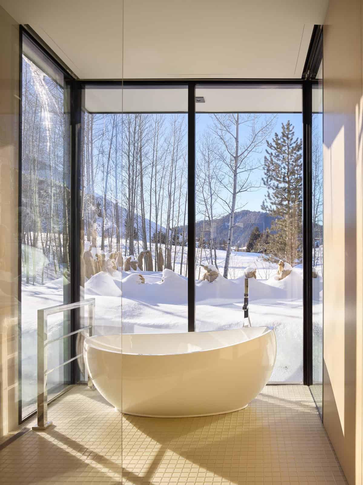 mountain-contemporary-bathroom-soaking-tub-with-large-windows