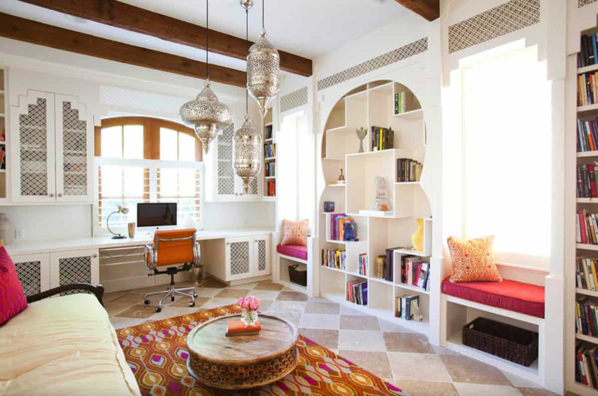 moroccan-style-home-office