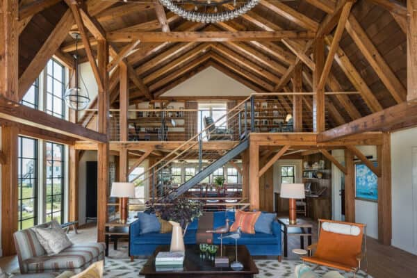 featured posts image for See the remarkable transformation of a beach barn house on Block Island