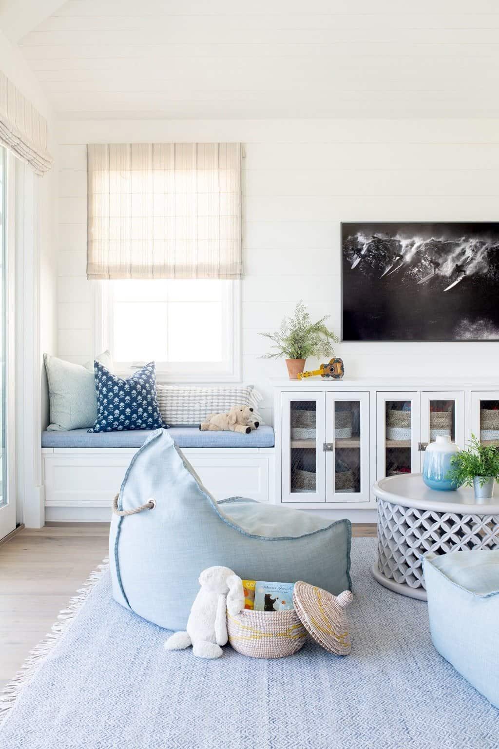 beach-style-media-room