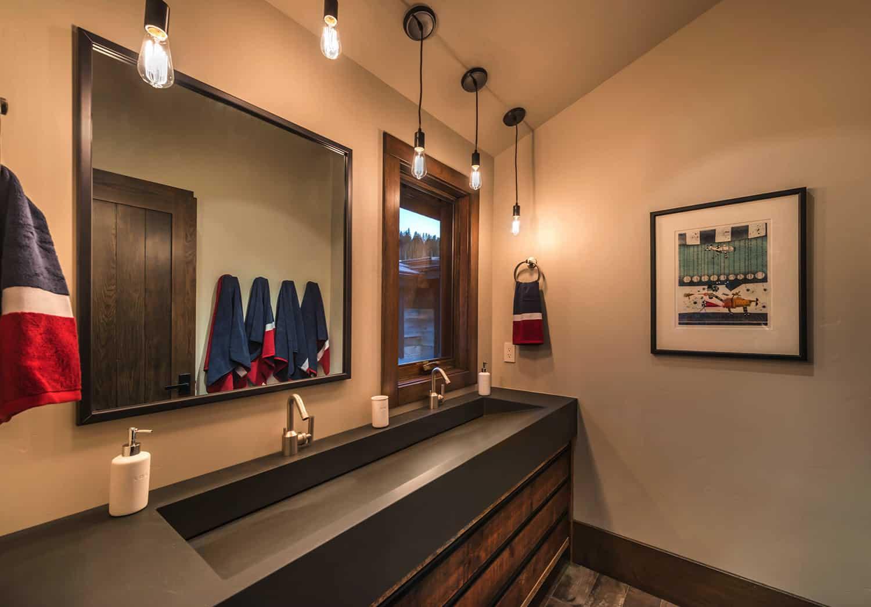 rustic-contemporary-bathroom