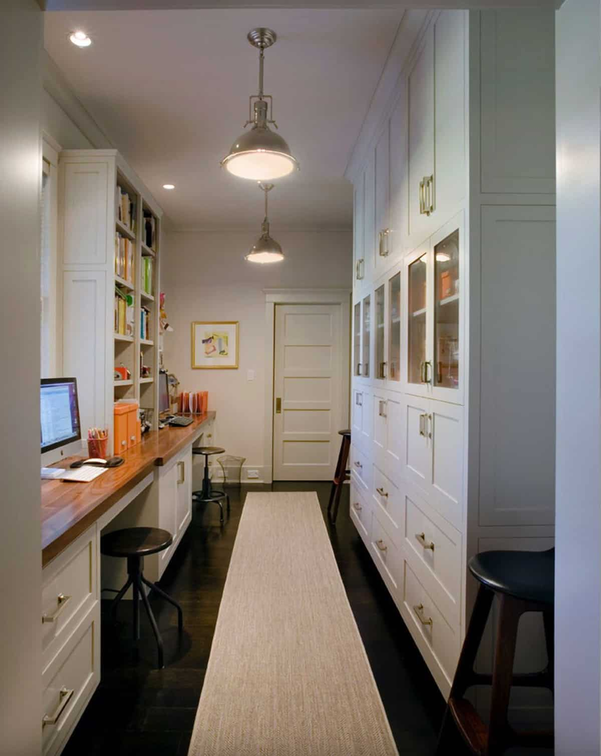 traditional-built-in-office