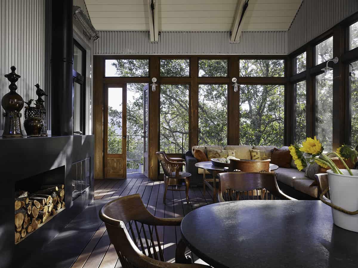 industrial-farmhouse-sunroom