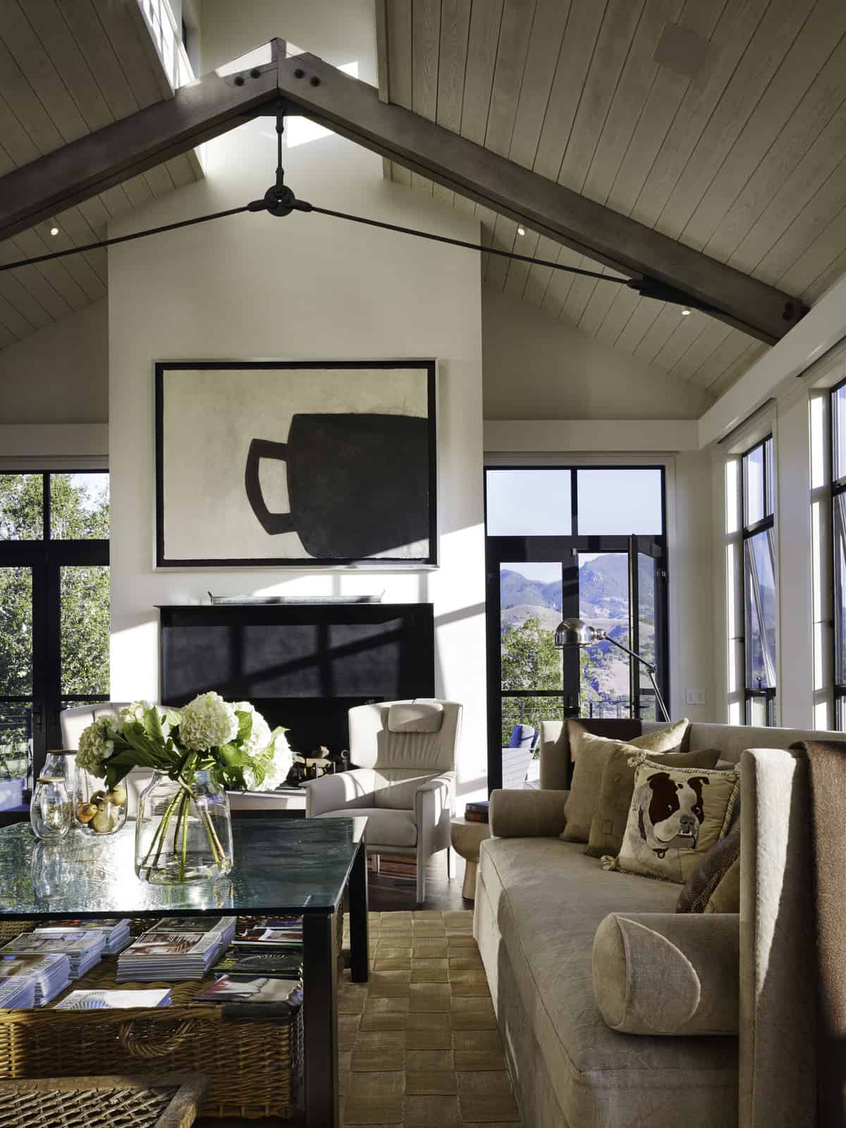 industrial-farmhouse-living-room